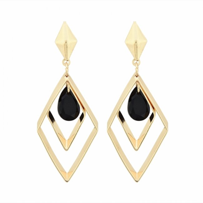 14k Gold Beauty gold-plated women's earrings