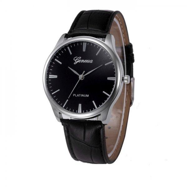 Ceas barbati Luxury Geneva Platinum