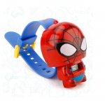 Ceas copii Super Eroi model Spiderman