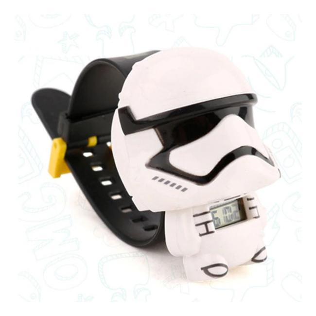 Ceas copii Super Eroi model Star Wars Clone Imperial Trooper