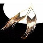 Cercei femei fashion gold Passion