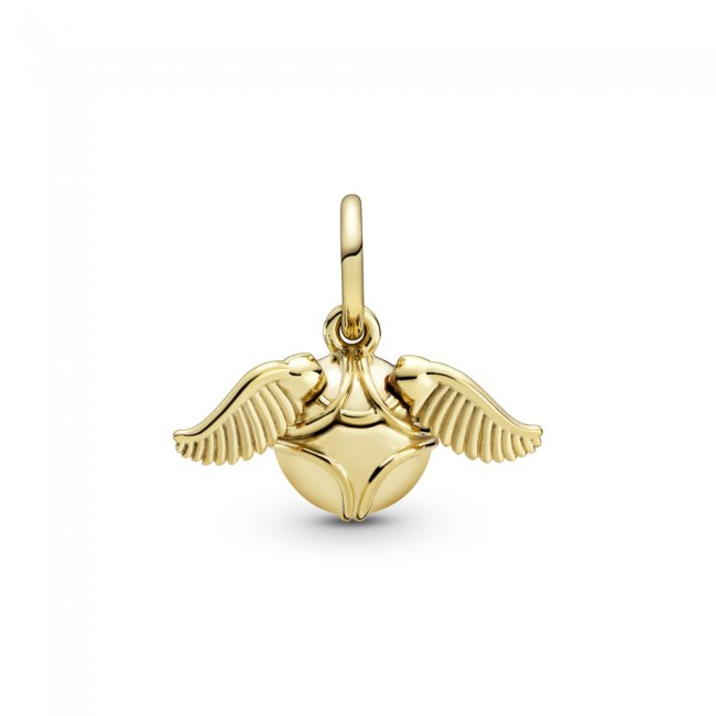 Charm Talisman argint Disney Harry Potter Golden Snitch