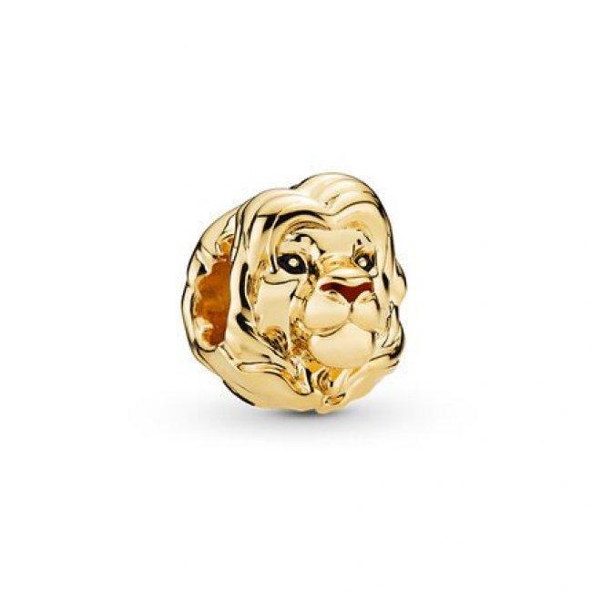 Charm Talisman argint Disney Lion King
