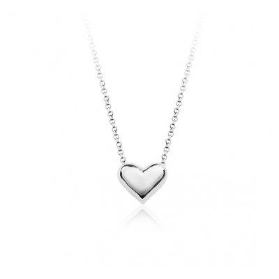 Colier Silver Heart