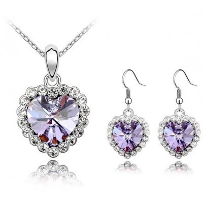 Set Swarovski Heart Mov