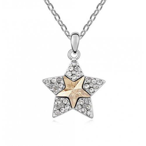 Colier Swarovski Little Star
