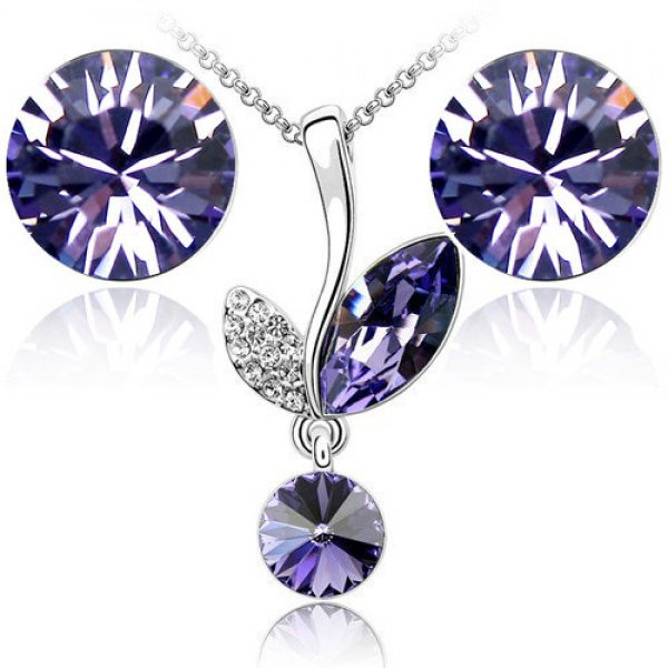 Set Elemente Swarovski Floare SISI