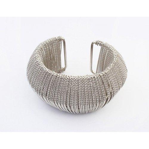 Bratara din argint Chain Fashion